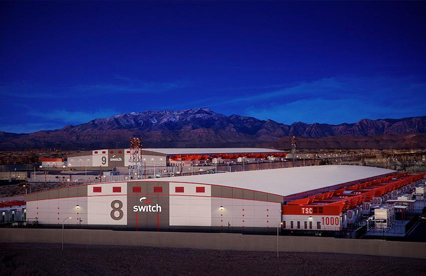 Switch ขึ้นแท่นผู้ให้บริการศูนย์ข้อมูลที่เป็นกลางรายแรกในประวัติศาสตร์ที่ได้รับมาตรฐาน Tier IV Gold สำหรับศูนย์ข้อมูล 2 แห่ง